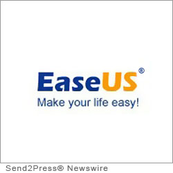 NEW YORK CITY, N.Y. (SEND2PRESS NEWSWIRE) -- The trusted and reliable software developer of all-in-one backup solutions, EaseUS, brings its customers EaseUS Todo Backup, which is characterized by simple and fast installation, minimal system requirements as well as easy-to-handle features. PC users with little expertise or IT-knowledge can run their backups automatically, effortlessly, and seamlessly and IT staffs can be considerably free from heavy daily workloads.