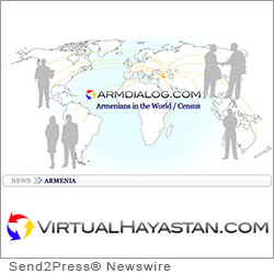 LOS ANGELES, Calif. (SEND2PRESS NEWSWIRE) -- When the idea of creating VirtualHayastan.com was born to Grigor Manoyan, he immediately started working on creating something extraordinary for the Armenians all over the world.