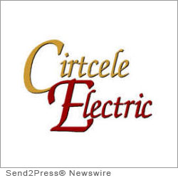 PHOENIX, Ariz. (SEND2PRESS NEWSWIRE) -- Mesa based, Cirtcele Electric - a full service residential and commercial electrical contractor - has produced a free consumer report entitled, 'Top 10 Electrical Safety Tips for Your Home.' The report is available via download at their website.