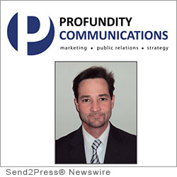 NEWPORT BEACH, Calif. (SEND2PRESS NEWSWIRE) -- Profundity Communications, Inc., a marketing strategy, public relations and branding firm, announced that its president, Joe Bowerbank, has been named to National Mortgage Professional magazine's 'Top 25 Most Connected Mortgage Professionals' list.