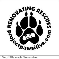 HAMPTON, N.H. (SEND2PRESS NEWSWIRE) -- The Project Pawsitive Foundation (www.projectpawsitive.com), a 501(c)3 non-profit dedicated to renovating animal rescues and shelters in need, has selected the Salem Animal Rescue League in Salem, New Hampshire as the team's fifth animal shelter makeover. The project begins on Friday, September 14.