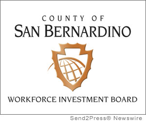 SAN BERNARDINO, Calif. (SEND2PRESS NEWSWIRE) -- The San Bernardino County Workforce Investment Board conducted a study to identify the top demand sectors for employment in San Bernardino County. The results showed that manufacturing, health care, transportation and logistics, energy and utilities, and construction are the top five industries that will be seeking a skilled workforce in San Bernardino County to fill available jobs.