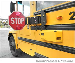 INDIANA, Pa. (SEND2PRESS NEWSWIRE) -- Zen-tinel, a national manufacturer and distributor of mobile surveillance systems, has developed a new stop-arm camera to identify drivers who illegally pass stopped school buses.