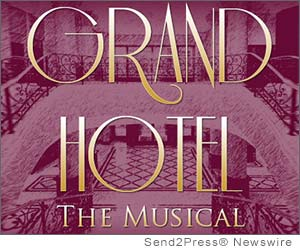 NEW YORK, N.Y. (SEND2PRESS NEWSWIRE) -- Blue Hill Troupe, Ltd. (www.bht.org), the only musical theater group in New York City to donate its net proceeds to charity, launches its 89th season with 'Grand Hotel.' Inspired by Vicki Baum's period novel of the same name, this multiple Tony Award-winning musical features music and lyrics by Robert Wright and George Forrest, with additional lyrics and music by Maury Yeston, and a book by Luther Davis.