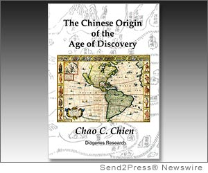 LOS ANGELES, Calif. (SEND2PRESS NEWSWIRE) -- Diogenes Research, an independent history research group, today announced the publication of two new books on the previously rarely examined history of the Age of Discovery, providing resolutions to several contentious issues.