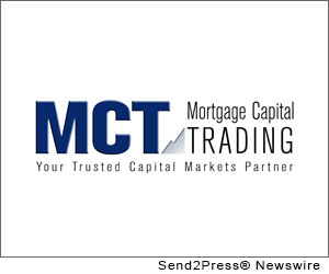 CHICAGO, Ill. (SEND2PRESS NEWSWIRE) -- MCT Trading, Inc. (MCT), a recognized leader in mortgage pipeline hedging and risk management services, announced at the 99th MBA Annual Convention and Exposition that they developed an integrated interface that connects loan origination systems (LOS) with its proprietary HALO (Hedging And Loan sales Optimization) platform(SM).