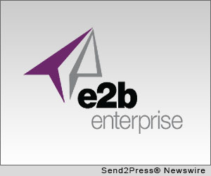 CHARDON, Ohio (SEND2PRESS NEWSWIRE) -- e2b enterprise (www.e2benterprise.com), a division of e2b teknologies, announced today that they are a 2012 recipient of the sales certified silver award by Epicor Software. The award was presented to e2b teknologies at the Epicor Americas 2012 Premium Partner Awards Ceremony, during the recent Epicor Ignite sales conference in Las Vegas. Award winners were recognized for exceptional services and achievements in overall sales revenue growth.
