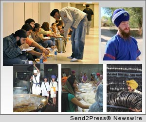 JERSEY CITY, N.J. (SEND2PRESS NEWSWIRE) -- According to Nanak Naam Jahaj Gurudwara, the Sikh community of Jersey City will be providing over 2,000 individuals at local area homeless shelters with hot meals, snacks, and fruits on Saturday, December 1, 2012.