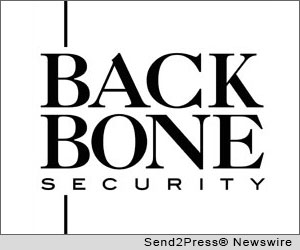 FAIRMONT, W.Va. (SEND2PRESS NEWSWIRE) -- Backbone Security, the global leader in advanced digital ste