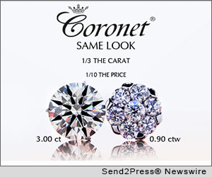 HOUSTON, Texas (SEND2PRESS NEWSWIRE) -- Widely respected Houston jeweler/diamond cutter Brian Gavin and his company, Brian Gavin Diamonds, have announced the addition of a unique line of masterfully crafted diamond jewelry: The Coronet Solitaire Collection. The collection, which brings the classic look of the ever-popular solitaire diamond to today's sophisticated, fashion-forward woman, is designed to make this timeless diamond style eminently attainable by women everywhere.