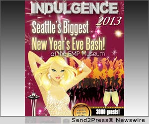 SEATTLE, Wash. (SEND2PRESS NEWSWIRE) -- Seattle Bash, a leading event production company in the Puget Sound area, today announced the INDULGENCE New Year's Eve Bash would continue the long tradition of being held at the EMP Museum in downtown Seattle.