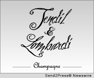 PARIS, France (SEND2PRESS NEWSWIRE) -- Tendil & Lombardi announce their new range of true Champagnes to hit shelves in the U.S. for the 2012 holiday season. Tendil & Lombardi Champagne is the project of Laurent Tendil and Stephane Lombardi, childhood friends from Lyon, France. Champagne lovers from early on, Tendil et Lombardi both left top management positions in multi-national companies when they made the leap towards what had been a dream for years, creating their own Champagne.