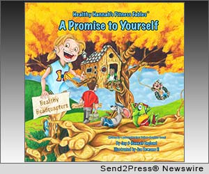 LAS VEGAS, Nev. (SEND2PRESS NEWSWIRE) -- A new book, 'Healthy Hannah's Fitness Fables: A Promise to Yourself' (ISBN: 978-0-9852773-0-7) published by KidsProsper Publishing, pairs father-daughter authors in the fight against childhood obesity.