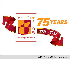 HUNTINGDON VALLEY, Pa. (SEND2PRESS NEWSWIRE) -- Multi-Flow Industries, proudly announced its prestigious 2012 Silliker 3rd Party Food Safety Audit, which landed the manufacturer of fountain-dispensed beverages a score of 98.4 percent. The audit covered Food Safety as well as GMP requirements.