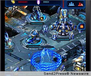 Space Settlers game, Digiarty Software, Han Zhicai, iPhone iPad iPod games development, ipho game development, iPhone game, iPad game, Sci-fi Game