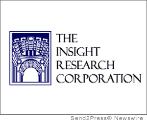 Fran Caulfield, industry market study, Insight Research Corp, The 2013 Telecommunications Industry Review: An Anthology of Market Facts and Forecasts, New Jersey business, wireless data and IPTV
