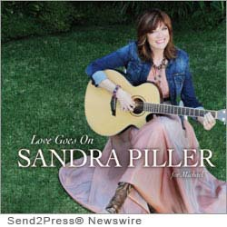 Sandra Piller Proves That 'Love Goes On' With 6-Song EP Dedicated To Her Late Husband Michael Piller