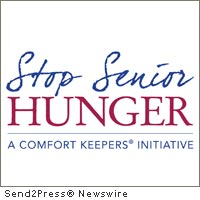 STOP Senior Hunger food drive
