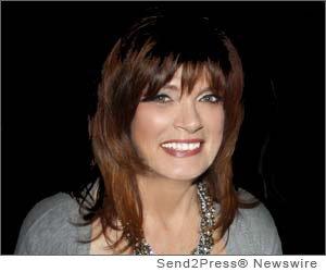 Country artist Sandra Piller